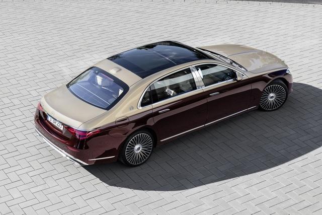 Mercedes-Maybach S-Class 2021 - Định nghĩa mới về sedan hạng sang - 28