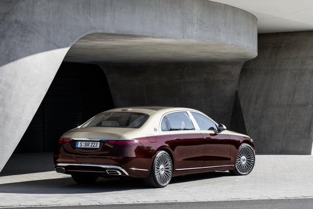 Mercedes-Maybach S-Class 2021 - Định nghĩa mới về sedan hạng sang - 7