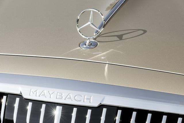 Mercedes-Maybach S-Class 2021 - Định nghĩa mới về sedan hạng sang - 8