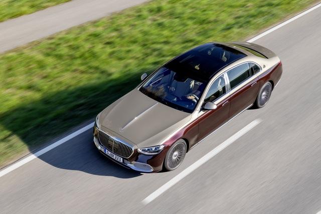 Mercedes-Maybach S-Class 2021 - Định nghĩa mới về sedan hạng sang - 11