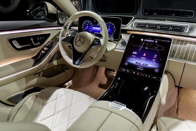 Mercedes-Maybach S-Class 2021 - Định nghĩa mới về sedan hạng sang - 2