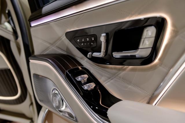 Mercedes-Maybach S-Class 2021 - Định nghĩa mới về sedan hạng sang - 19