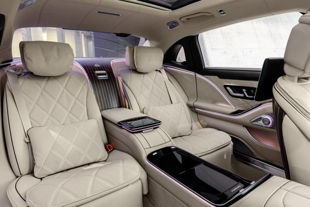 Mercedes-Maybach S-Class 2021 - Định nghĩa mới về sedan hạng sang - 21