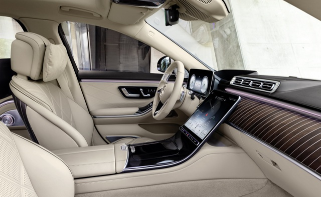 Mercedes-Maybach S-Class 2021 - Định nghĩa mới về sedan hạng sang - 16