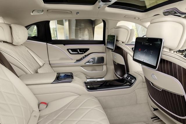 Mercedes-Maybach S-Class 2021 - Định nghĩa mới về sedan hạng sang - 20