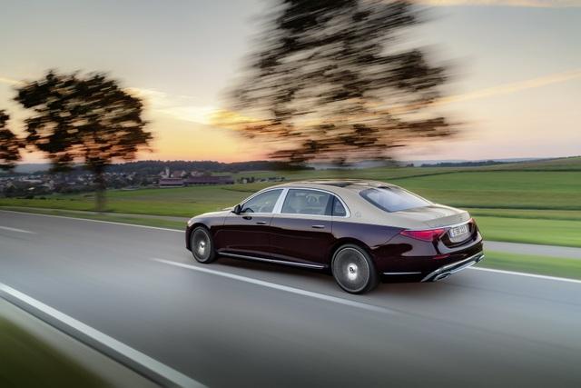 Mercedes-Maybach S-Class 2021 - Định nghĩa mới về sedan hạng sang - 15