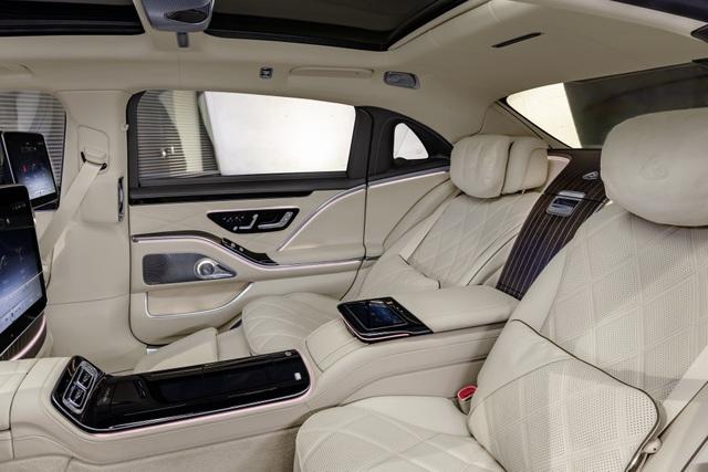 Mercedes-Maybach S-Class 2021 - Định nghĩa mới về sedan hạng sang - 24