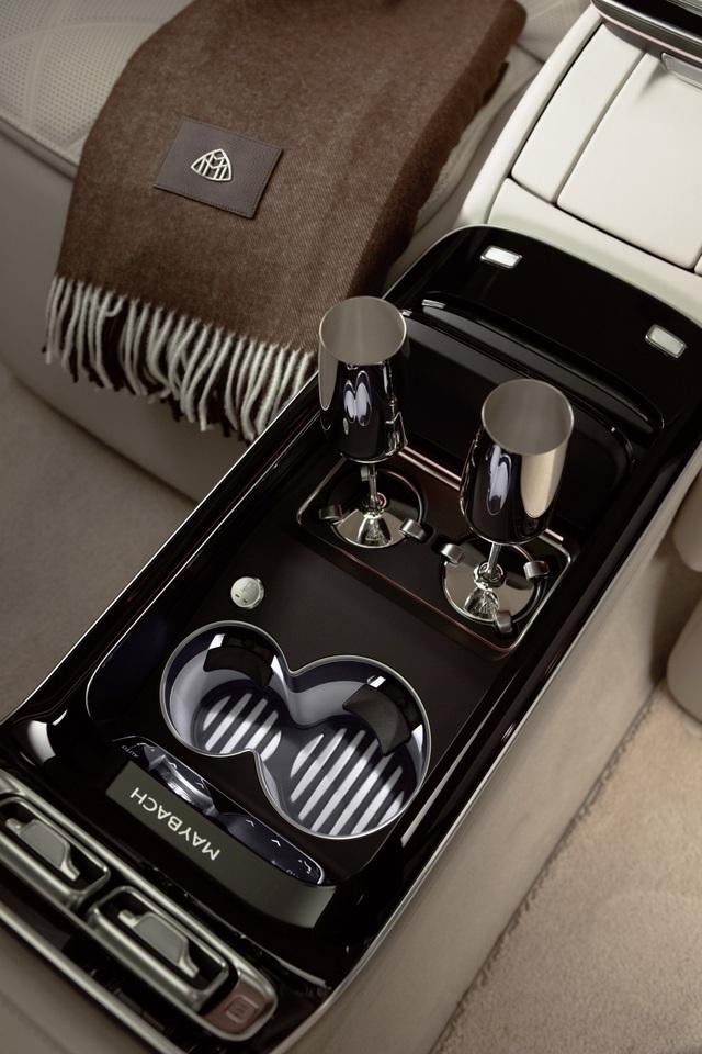 Mercedes-Maybach S-Class 2021 - Định nghĩa mới về sedan hạng sang - 23