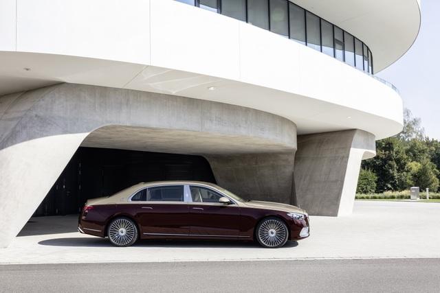 Mercedes-Maybach S-Class 2021 - Định nghĩa mới về sedan hạng sang - 6