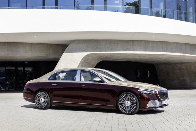Mercedes-Maybach S-Class 2021 - Định nghĩa mới về sedan hạng sang - 5