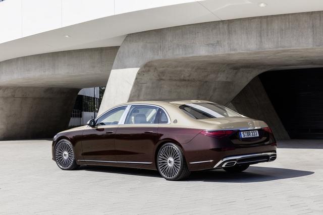 Mercedes-Maybach S-Class 2021 - Định nghĩa mới về sedan hạng sang - 12