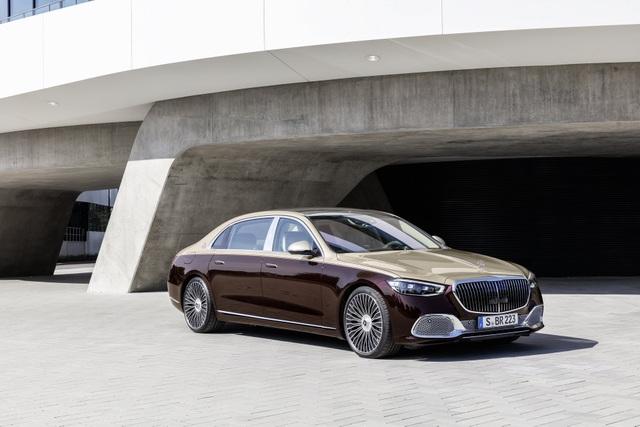 Mercedes-Maybach S-Class 2021 - Định nghĩa mới về sedan hạng sang - 4