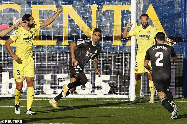 Villarreal 1-1 Real Madrid: Trận hòa thất vọng - 1
