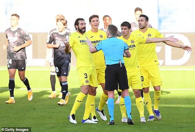 Villarreal 1-1 Real Madrid: Trận hòa thất vọng - 2