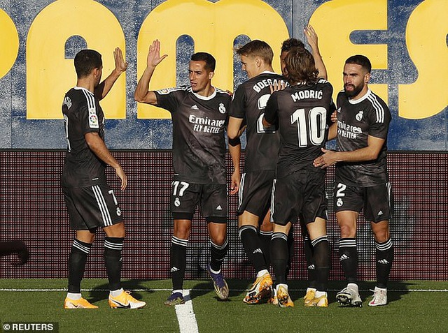 Villarreal 1-1 Real Madrid: Trận hòa thất vọng - 3