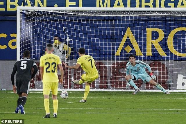 Villarreal 1-1 Real Madrid: Trận hòa thất vọng - 4