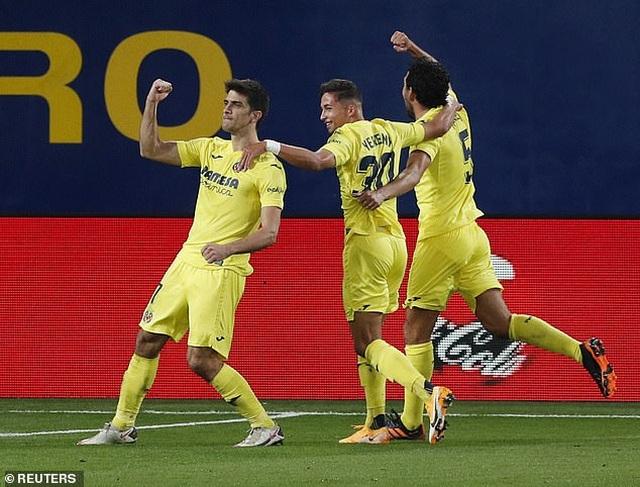 Villarreal 1-1 Real Madrid: Trận hòa thất vọng - 5