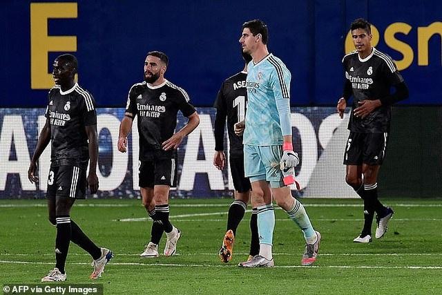 Villarreal 1-1 Real Madrid: Trận hòa thất vọng - 6