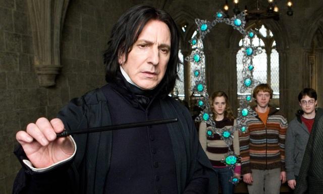 """Xuất bản 27 cuốn nhật ký của nam diễn viên """"thầy giáo Snape"""" - 2"""