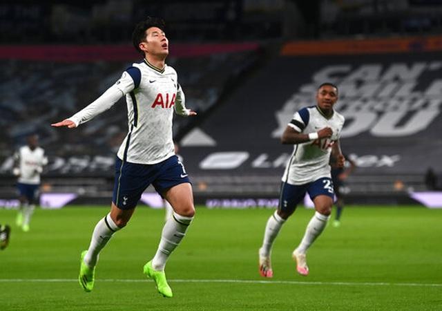 Tottenham 2-0 Man City: Son Heung Min, Lo Celso đặt dấu ấn - 13