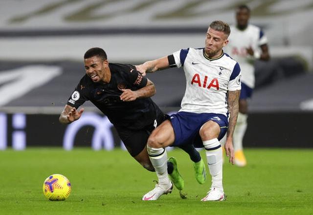 Tottenham 2-0 Man City: Son Heung Min, Lo Celso đặt dấu ấn - 9