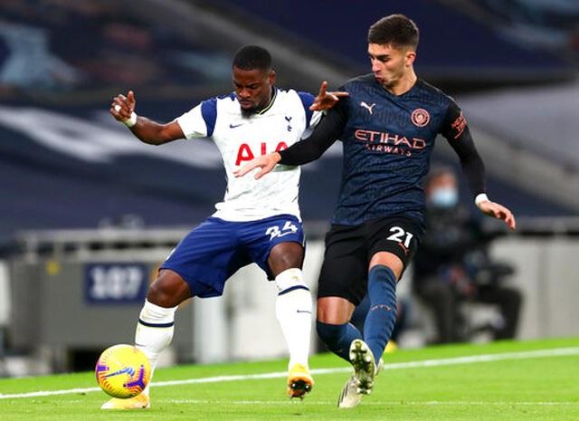 Tottenham 2-0 Man City: Son Heung Min, Lo Celso đặt dấu ấn - 6