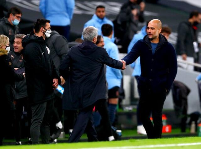 Những khoảnh khắc Tottenham hạ gục Man City, lên ngôi đầu bảng - 15