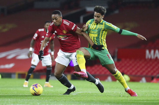 Man Utd thắng tối thiểu trước West Brom nhờ quả phạt đền - 3