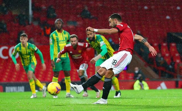 Man Utd thắng tối thiểu trước West Brom nhờ quả phạt đền - 5