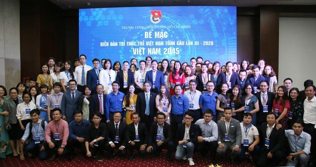 206 trí thức Việt toàn cầu nỗ lực đóng góp ý kiến xây dựng đất nước - 1