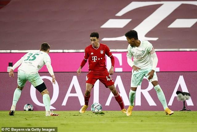 Bayern Munich 1-1 Werder Bremen: Neuer tỏa sáng giúp đội nhà thoát thua - 1