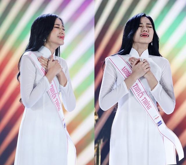 Những giọt nước mắt trên sân khấu Chung kết Hoa hậu Việt Nam - 5