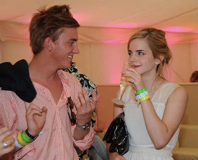 Sao phim Harry Potter Emma Watson và danh sách tình cũ dài dằng dặc - 2
