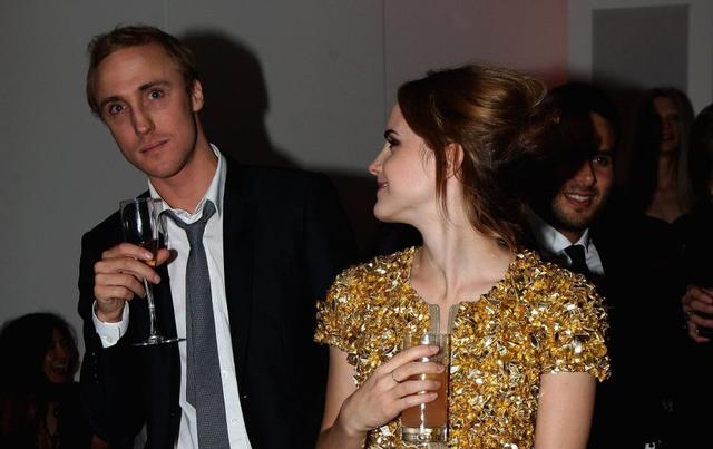 Sao phim Harry Potter Emma Watson và danh sách tình cũ dài dằng dặc - 3