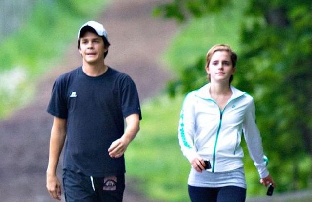 Sao phim Harry Potter Emma Watson và danh sách tình cũ dài dằng dặc - 6