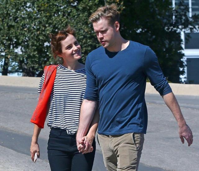 Sao phim Harry Potter Emma Watson và danh sách tình cũ dài dằng dặc - 10