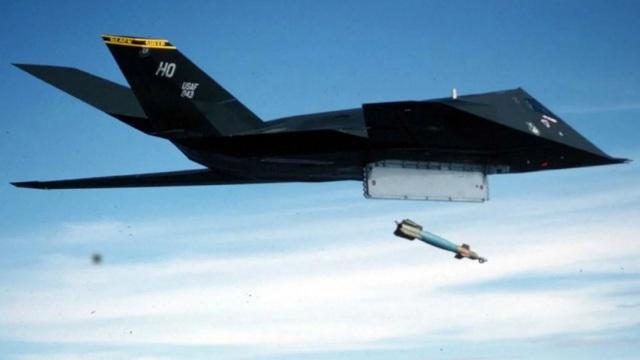 Top 5 vũ khí tàng hình uy lực nhất từng được chế tạo - 1