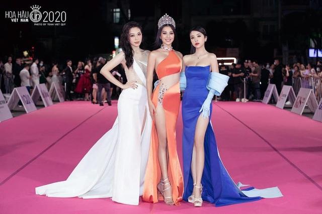 """Đặng Thu Thảo """"tái xuất"""" đẹp lấn át cả dàn Hoa hậu - 7"""