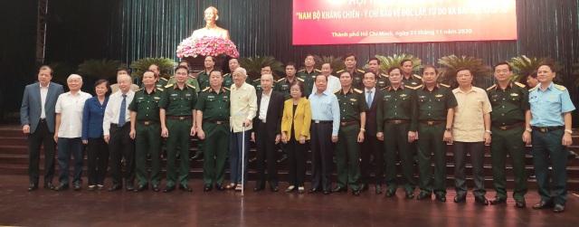 Nam Bộ kháng chiến khẳng định ý chí, quyết tâm bảo vệ độc lập, tự do - 5