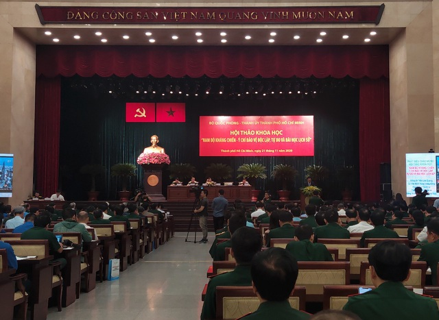 Nam Bộ kháng chiến khẳng định ý chí, quyết tâm bảo vệ độc lập, tự do - 1