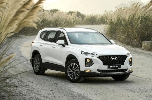Xe gia đình 7 chỗ nên mua Honda CR-V hay Hyundai SantaFe? - 2