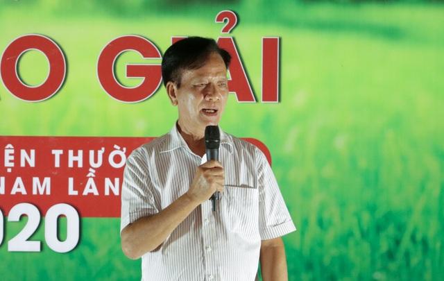 Ủng hộ Quỹ Khuyến học Việt Nam 300 triệu đồng từ Giải Golf từ thiện - 1