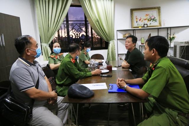 Phát hiện đối tượng truy nã người Trung Quốc đang lẩn trốn tại TP Huế - 3