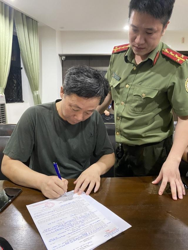 Phát hiện đối tượng truy nã người Trung Quốc đang lẩn trốn tại TP Huế - 2