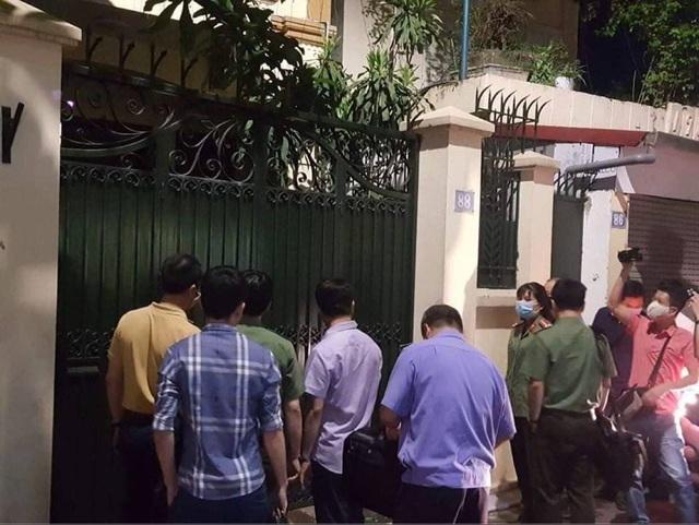 """Tách riêng vụ án ông Nguyễn Đức Chung """"tặng quà"""" 10.000 USD - 2"""