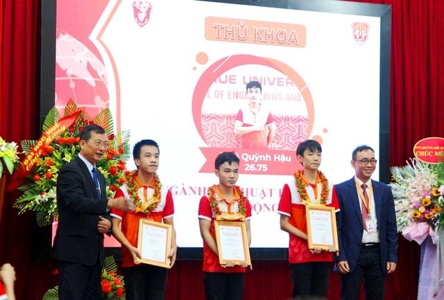 Khoa Kỹ thuật và Công nghệ, Đại học Huế tổ chức lễ khai giảng đầu tiên - 2