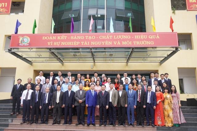Đại học Tài nguyên và Môi trường Hà Nội kỷ niệm 10 năm thành lập - 3