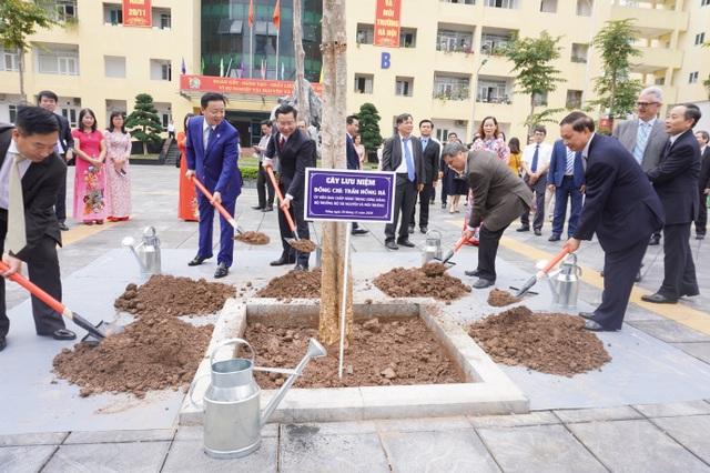 Đại học Tài nguyên và Môi trường Hà Nội kỷ niệm 10 năm thành lập - 6