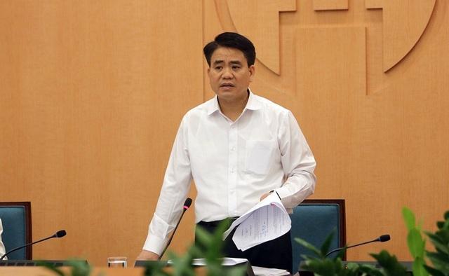 """Tách riêng vụ án ông Nguyễn Đức Chung """"tặng quà"""" 10.000 USD - 1"""