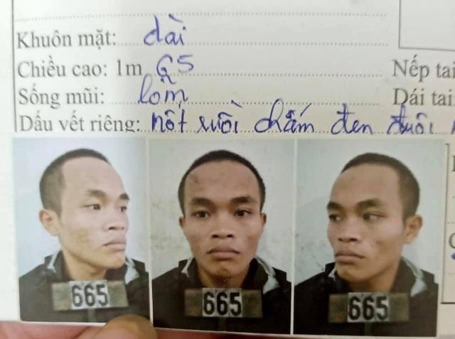 Truy bắt đối tượng bỏ trốn khỏi nơi giam giữ - 1